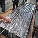 lamiera di acciaio ondulata galvanizzata 4X8 Dx51d per le Camere del tetto