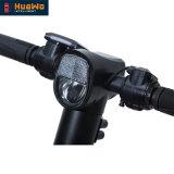 Motocicleta elétrica Sooter de Huawo 250W 25km/H