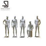 Манекены стеклоткани мыжские, безглавые манекены, кукла человека