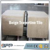 De marmeren Tegel van de Muur van de Travertijn ook voor de Tegel/Countertops van de Vloer in Witte/Super Witte/Rode/Beige Kleur