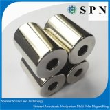 De hoge Magnetische Magneet van de Motor van NdFeB van Eigenschappen