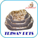 Produto de Pet macio aconchegue-Dog Bed (WY101062A/C)