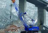 XCMG 55 тонн тяжелого подъемный кран Ки55