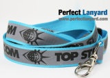 Bottle Holder를 가진 선전용 Polyester Lanyard
