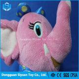 Улыбающийся Розовый Слон Мягкая игрушка Мягкие плюшевые игрушки с юбки
