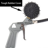 Funcionamento fácil pistola de enchimento dos pneus automática com manómetro TG-7