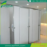 Компактное изготовление перегородки туалета ламината ранга