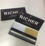 Filter-Spitzen, die Papierbroschüre mit magnetischem Schliessen-König Size Slim rauchen