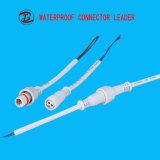 Воды сопротивление низкое напряжение мини водонепроницаемые кабельные разъемы