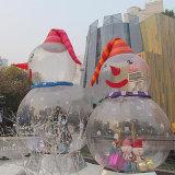 クリスマスの装飾(CS-001)のための高品質の膨脹可能なスノーマン
