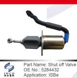 Chiese véritable Dongfeng Cummins Diesel Valve de coupure de carburant du moteur