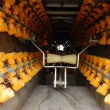 機械を作るプラスチック配水管