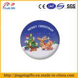 Het aangepaste Vrolijke Kenteken Van uitstekende kwaliteit van het Metaal van Kerstmis