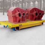 De elektrische Lorrie van het Spoorwegvervoer op Spoor voor Zware Materialenbehandeling