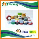 カートンのパッキングのための接着剤のBOPPによって印刷されるテープ