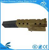 Escovas de carbono da alta qualidade de Donsun para a vassoura de Flooor