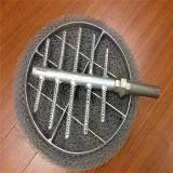 Separador de partículas inferior del acoplamiento de alambre del precio en tambor del vapor de la caldera