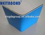 Le bois/marbre panneau composite en aluminium avec revêtement en PE