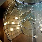 15мм большим прозрачного закаленного ламинированного стекла