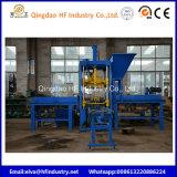Bloc solide concret hydraulique de machine à paver de la presse Qt3-20 élevée faisant la machine