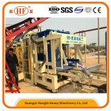 Automatische Aufbau-Maschine für die Herstellung blockierenziegelstein des hohlen Blockes und der Straßenbetoniermaschine