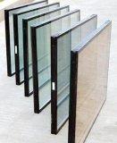 4-19mmの低いE緩和された絶縁体ガラス