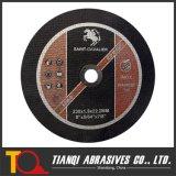 En12413 Alumina Abrasive Cutting Disc mit Handle (230X1.8X22.2)