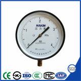 中国の精密機械のセリウムが付いている概要の圧力計の圧力計