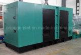 75kw tipo silenzioso generatore diesel di energia elettrica con il motore di Lovol
