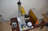 강철 금 Alumium 구리 Ss를 위한 높은 정밀도 섬유 Laser 표하기 기계 마커