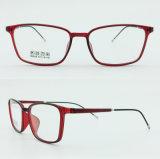 A fábrica vender metade Super Leves de Aço de plástico novo design de moda óculos de molduras de óptica