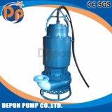 Pompe submersible électrique de boue avec l'agitateur
