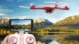 prise de hauteur de presse d'air de la came 2.4G 4CH 6-Axis-Gyro RC Quadcopter du contrôle HD de 0735uw-WiFi Fpv
