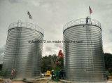 Wasser-Becken-galvanisiertes Stahlmalaysia-Projekt des Feuer-500cbm