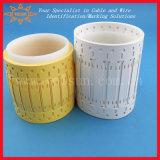 Étiquette imprimable d'identification &Cable du fil Mt-Vlu