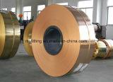 A alta precisão Tin bronze fosforoso Placa de bronze / Faixa de latão (Grau: C5191 C5210 C5102 C5212) para Eletrônica / Cabo Frames etc preço de fábrica