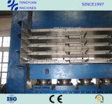 Semelle efficace élevée de pneu corrigeant la presse avec le système de régulation d'AP