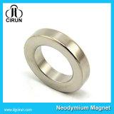 Magnete di anello sinterizzato di NdFeB della terra rara del neodimio N52 permanente N35