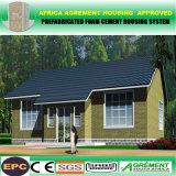 Il contenitore modulare mobile prefabbricato della struttura d'acciaio di basso costo/ha prefabbricato a casa