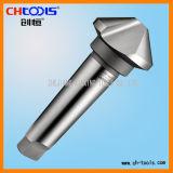Fraise de la partie lisse HSS de cône de Chtools