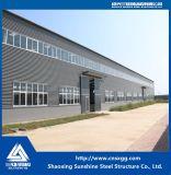 Industrielles niedrige Kosten-Stahlkonstruktion-vorfabriziertlager