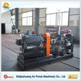 Pompe à eau à plusieurs étages horizontale à moteur diesel