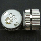Kundenspezifischer LED-heller TastePin mit dem Firmenzeichen gedruckt (3569)