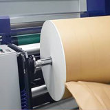 126'' de largeur papier d'impression par sublimation 100g