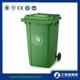 Im Freien fahrbares HDPE bewegliches Abfall-Plastiksortierfach