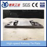 Placa de laço para a estrada de ferro de alta velocidade