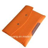 品質および量の確実なハンドメイドのフェルトのiPad袋