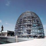 Diseño moderno edificio Restaurante acero prefabricados modulares