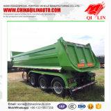 U de Aanhangwagen van de Kipwagen van het Type voor de Vrachtwagen van de Tractor