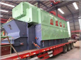 Caldeiras de tubos de água e fogo exportados para o Bangladesh (DZL1-35T/H)
